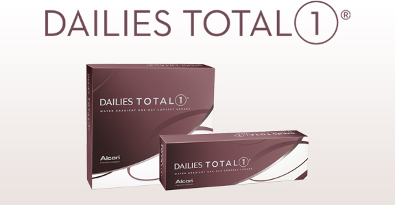 Consigue tu regalo con Dailies Total 1
